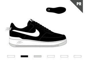 Nike Court Vision Low Women's,BLAC