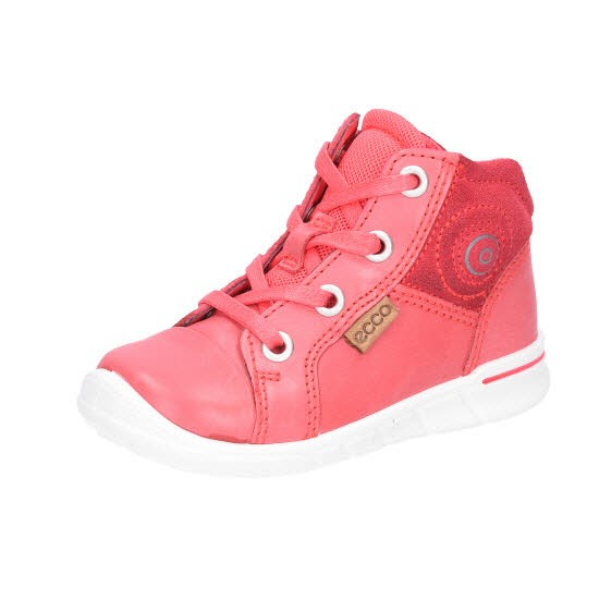 Ecco First Teaberry Kids Rot Firefly pink - Bild 1